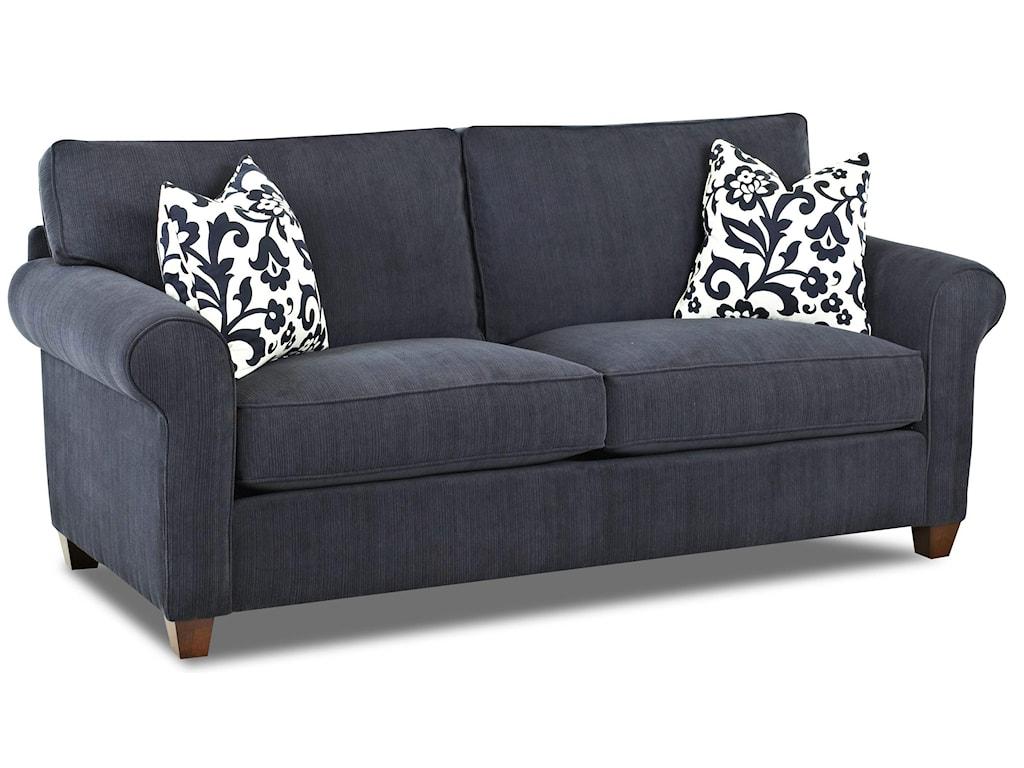 Klaussner Lillington Distinctions Stationary Sofa