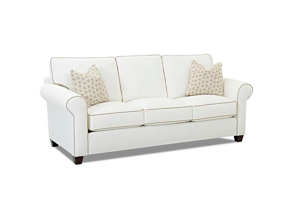 Klaussner LillingtonExtra Large Enso Queen Sleeper Sofa