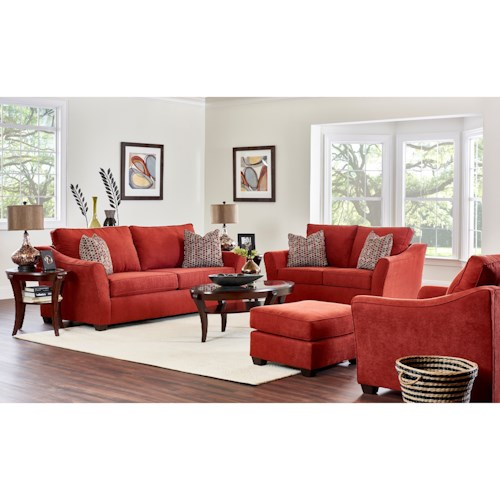 Klaussner Linville Living Room Group