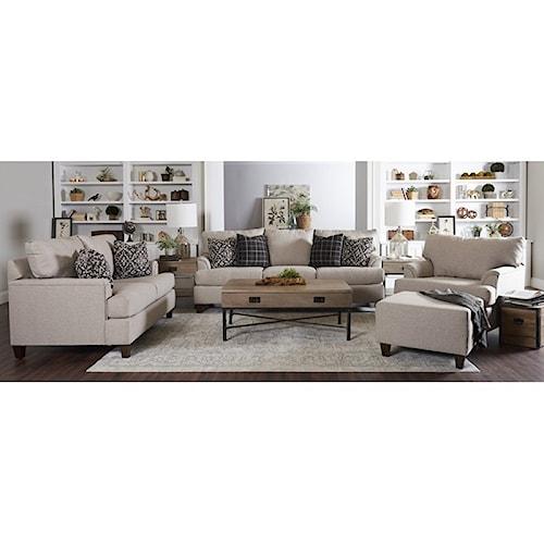 Klaussner Lisa Living Room Group