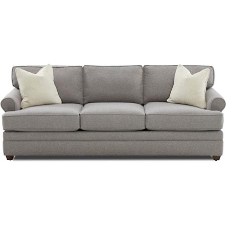 Enso Memory Foam Sofa Sleeper
