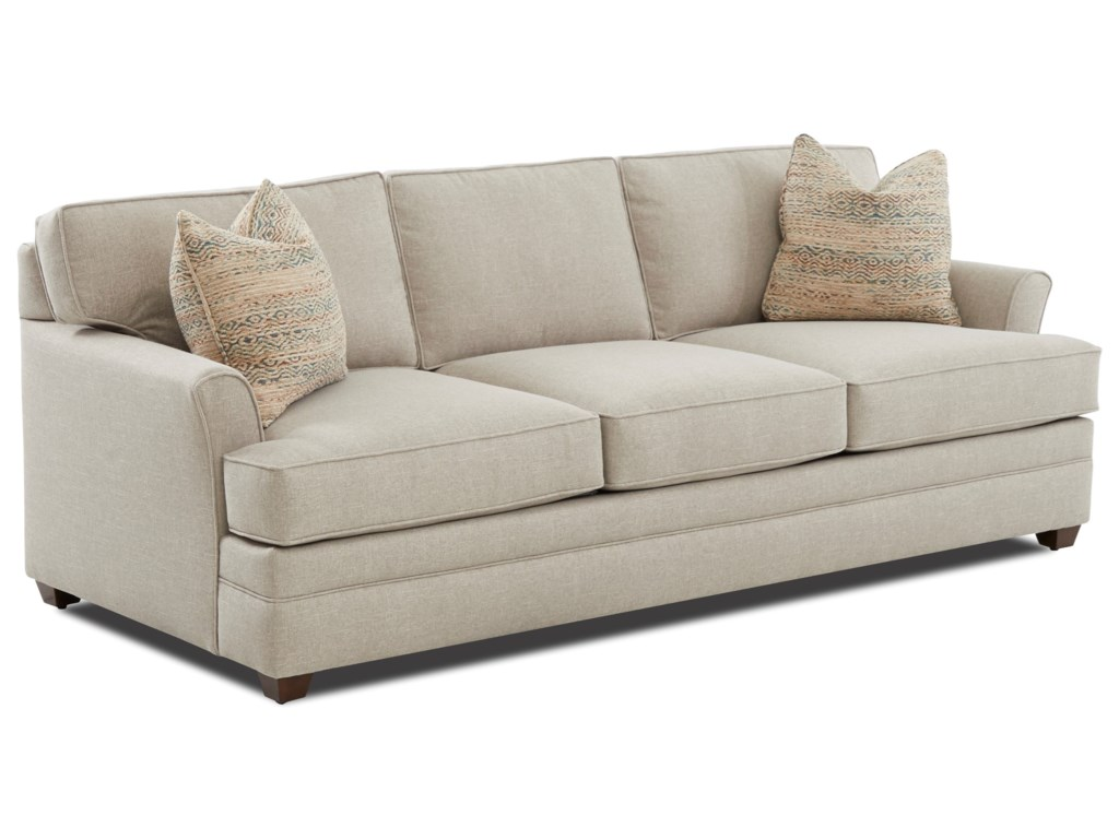 Klaussner Living Your WayEnso Memory Foam Sofa Sleeper