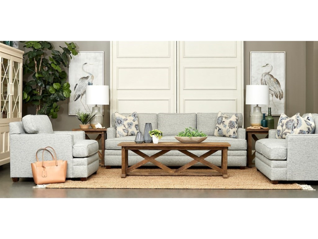 Klaussner Living Your WayLiving Room Group