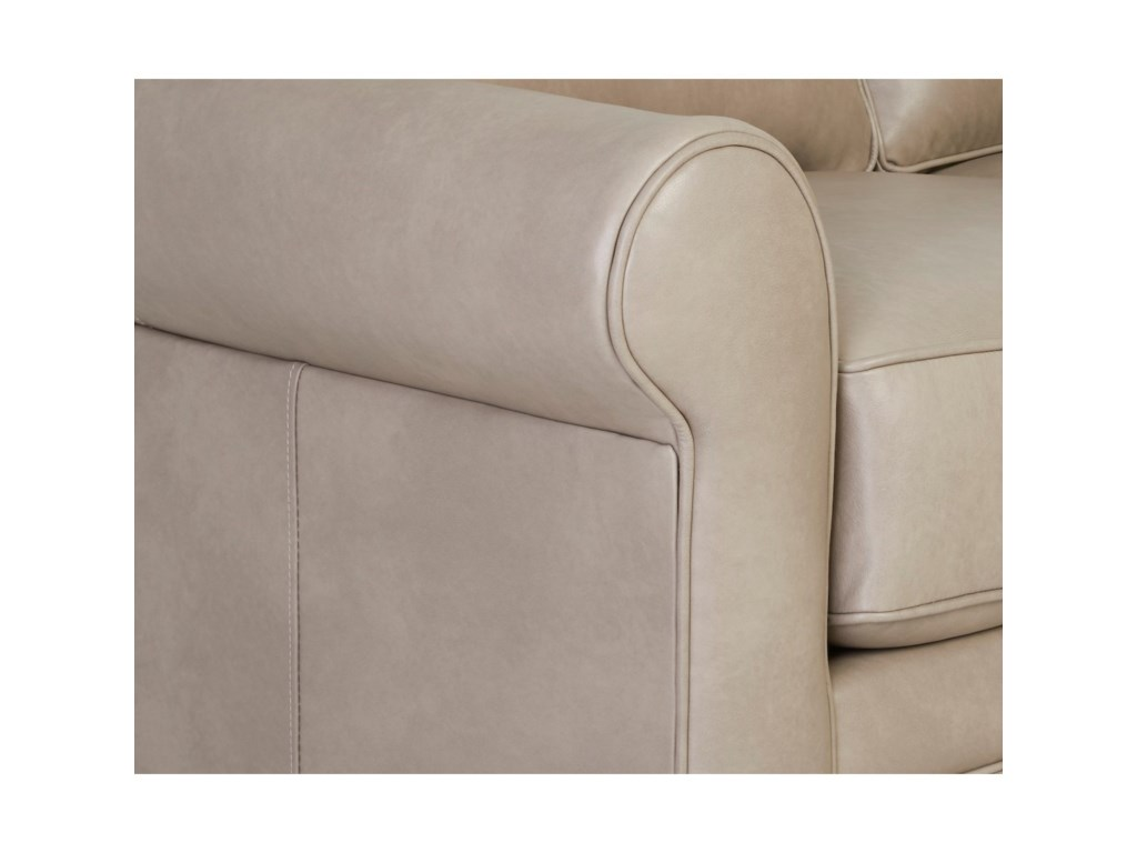 Klaussner Living Your WayLeather Sofa