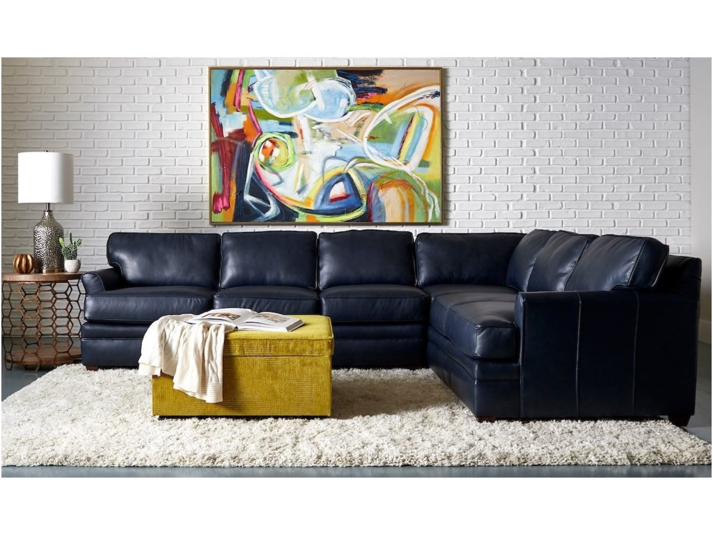 Klaussner Living Your Way2-Piece Sectional