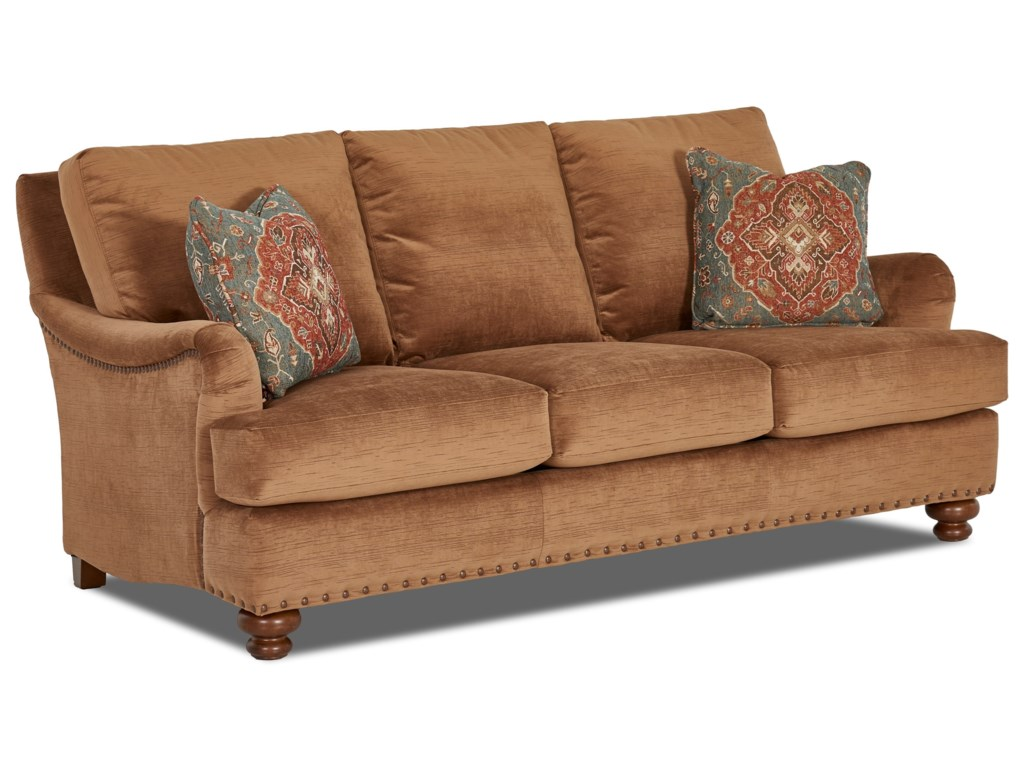 Klaussner LoxleyStationary Sofa