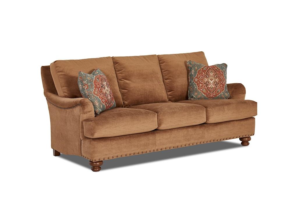 Klaussner LoxleyStationary Sofa