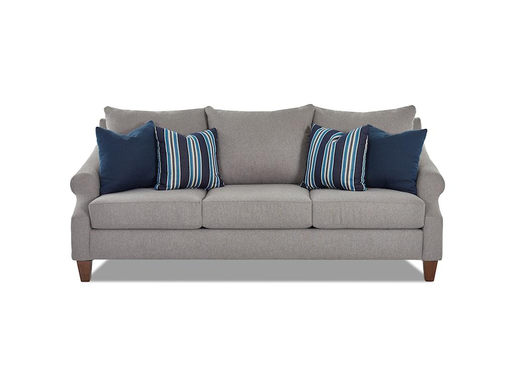 S Sofa United Furniture Industries Endurance Sofa