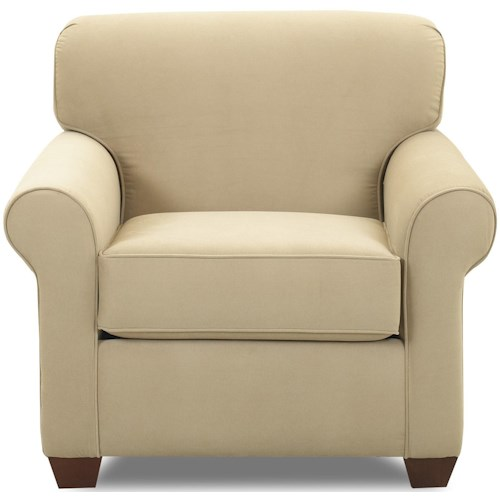 Klaussner Mayhew Upholstered Chair