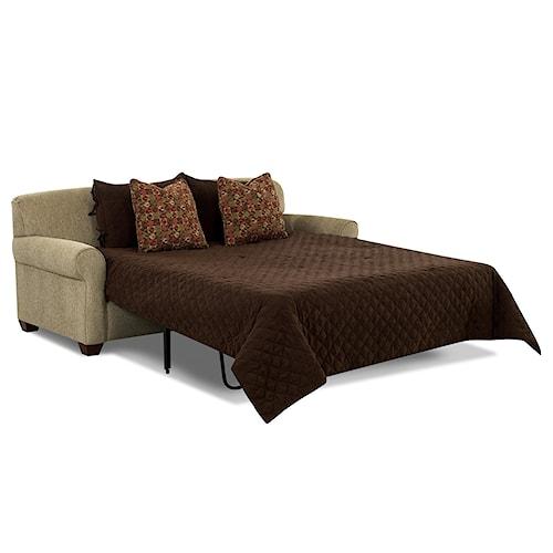 Klaussner Mayhew Dreamquest Queen Sleeper Sofa