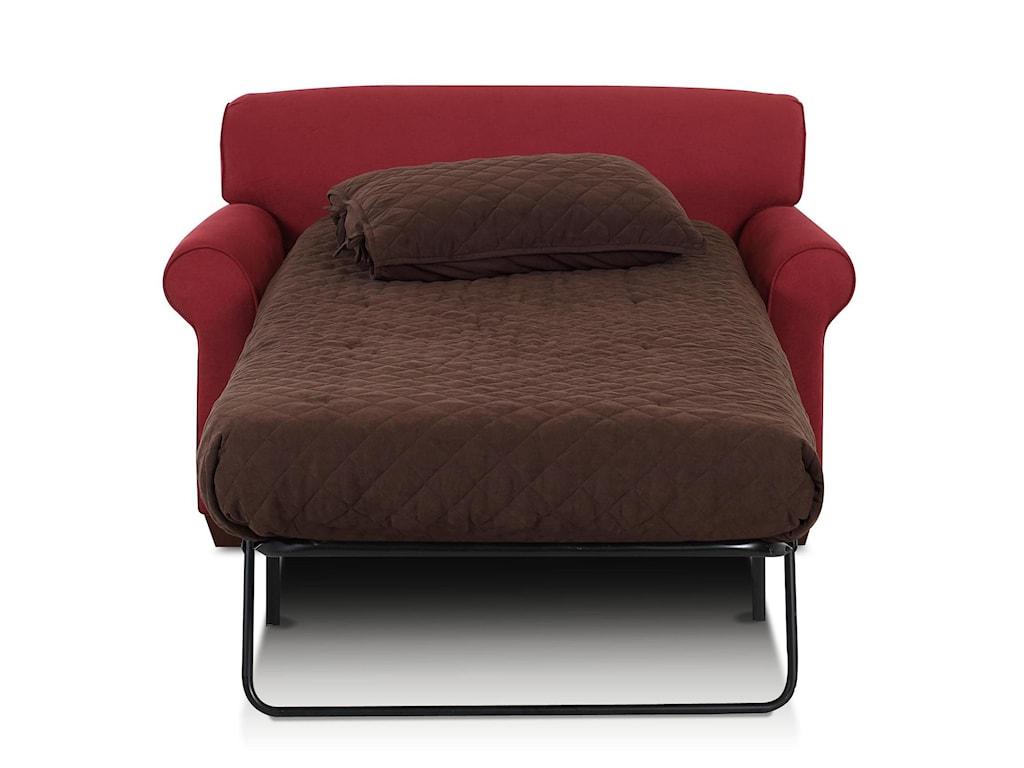 Klaussner MayhewInnerspring Chair Sleeper