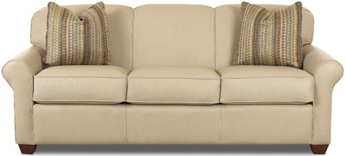 Klaussner Mayhew Innerspring Queen Sleeper Sofa