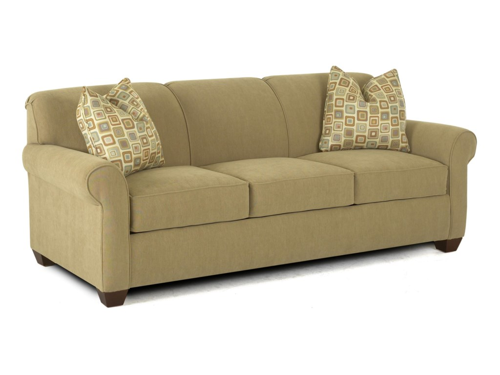 Elliston Place MayhewEnso Memory Foam Queen Sleeper Sofa