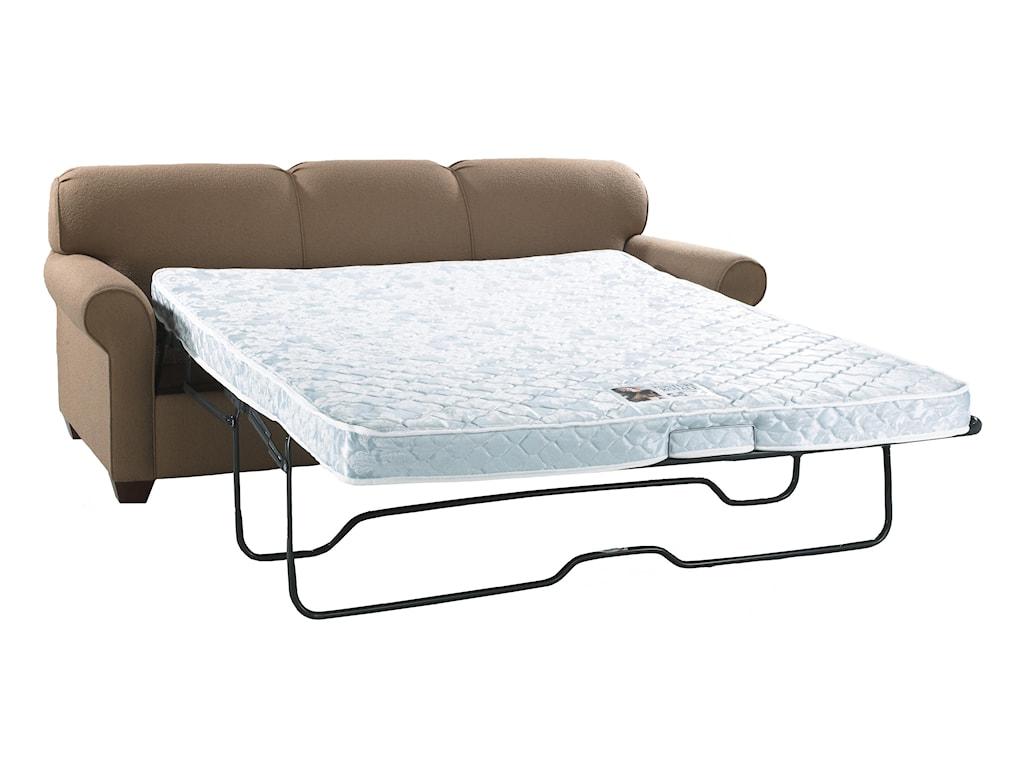 Klaussner MayhewEnso Memory Foam Queen Sleeper Sofa