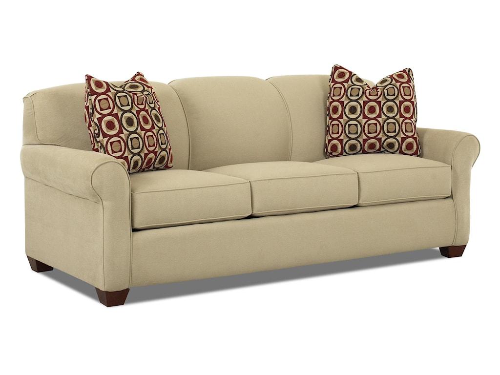Klaussner MayhewStationary Sofa