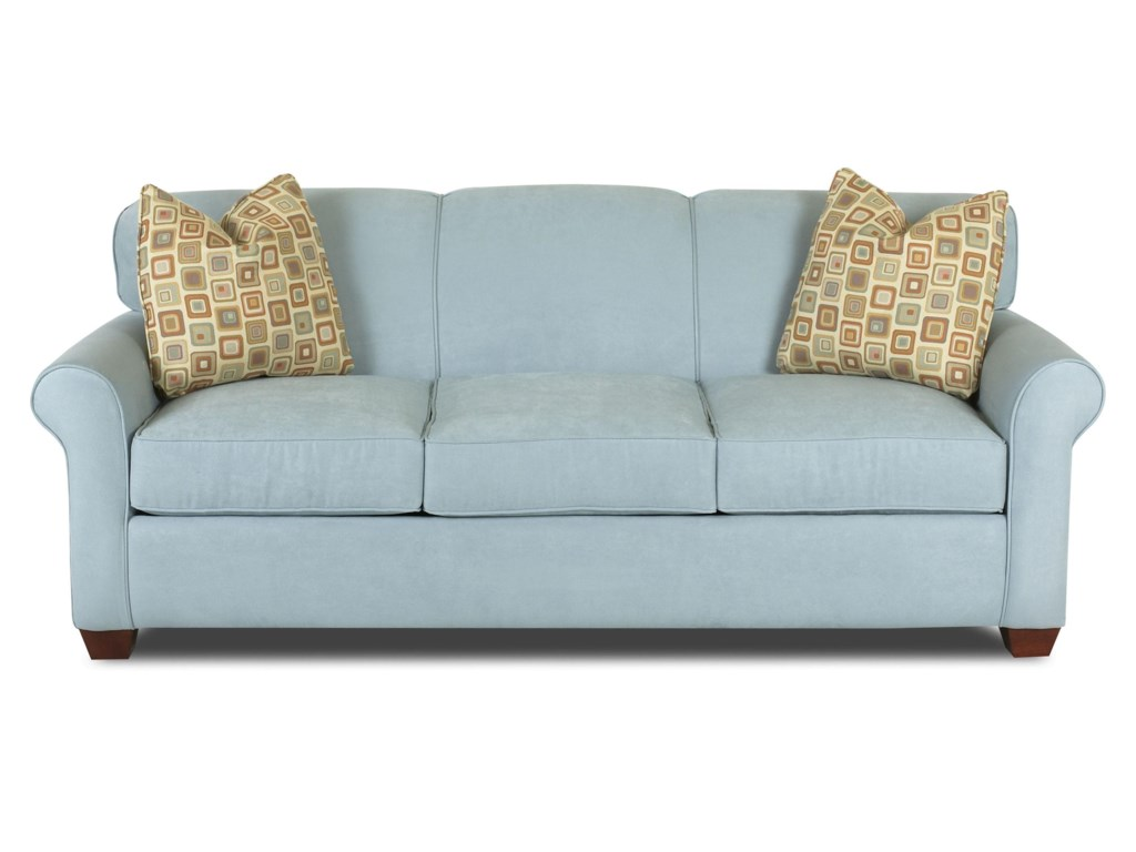 Klaussner MayhewStationary Sofa
