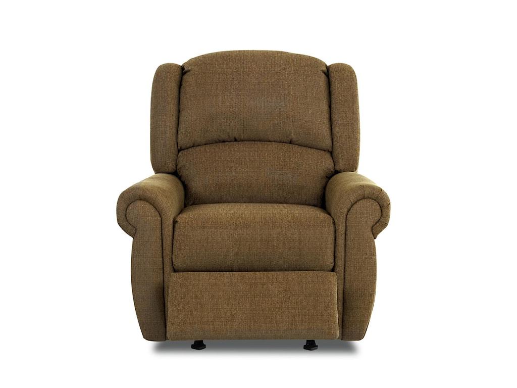 Klaussner McAlisterReclining Rocking Chair