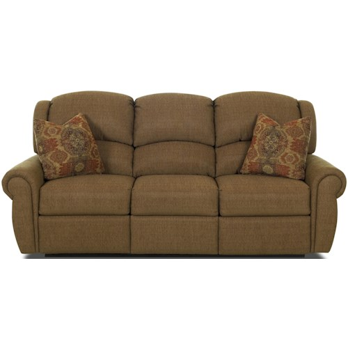 Klaussner McAlister Classic Reclining Sofa
