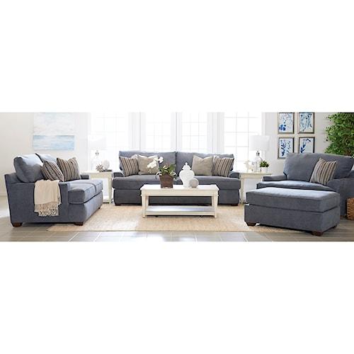 Klaussner McMillan Living Room Group