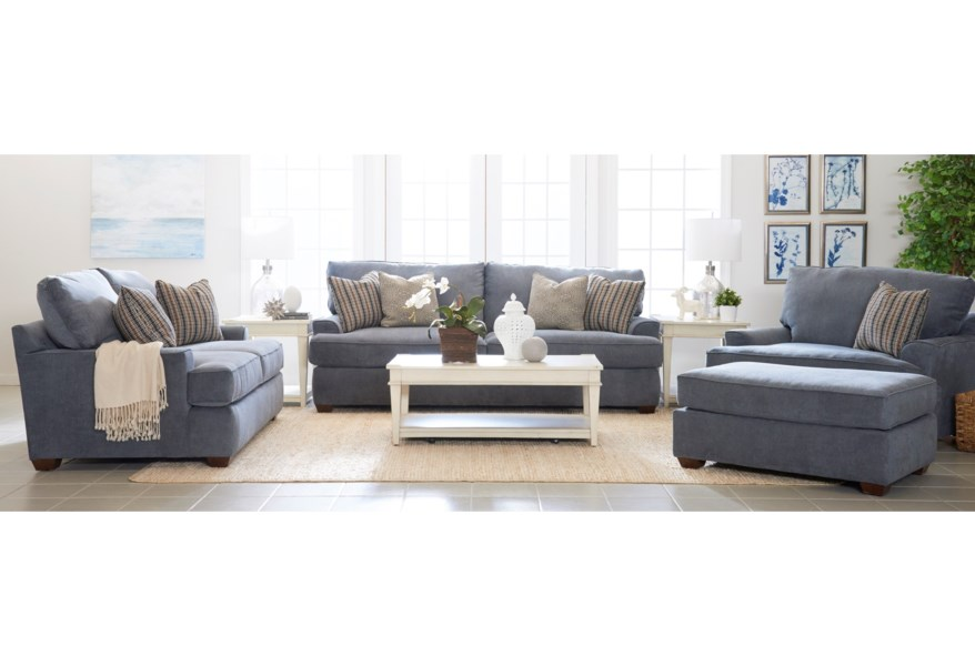 McMillan Living Room Group