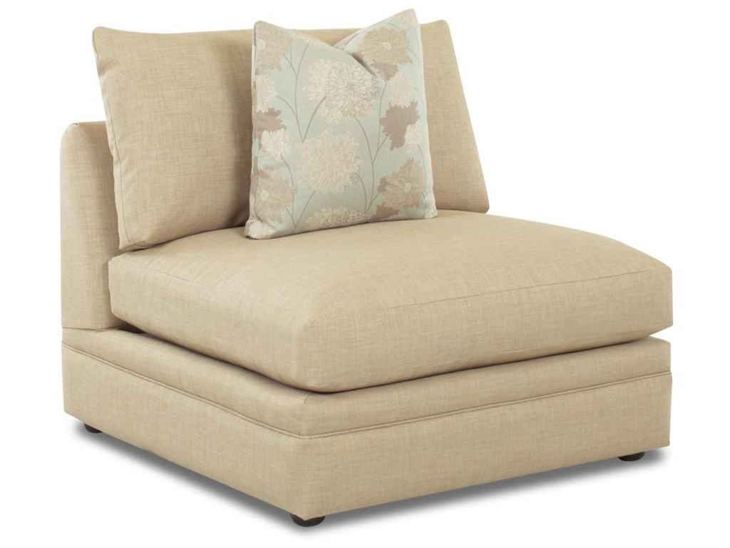 Klaussner Melrose PlaceArmless Chair