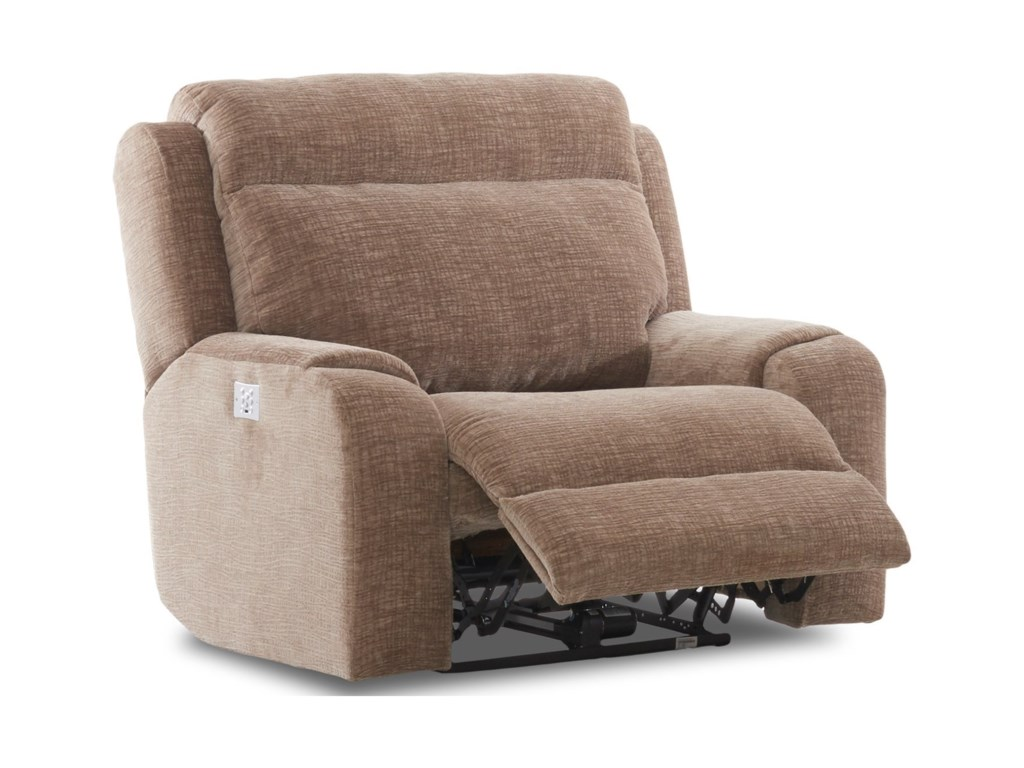 Klaussner MerlinPower Reclining Big Chair
