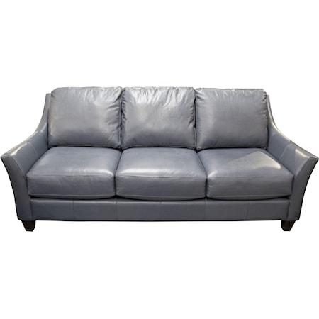 Miriam Leather Match Sofa