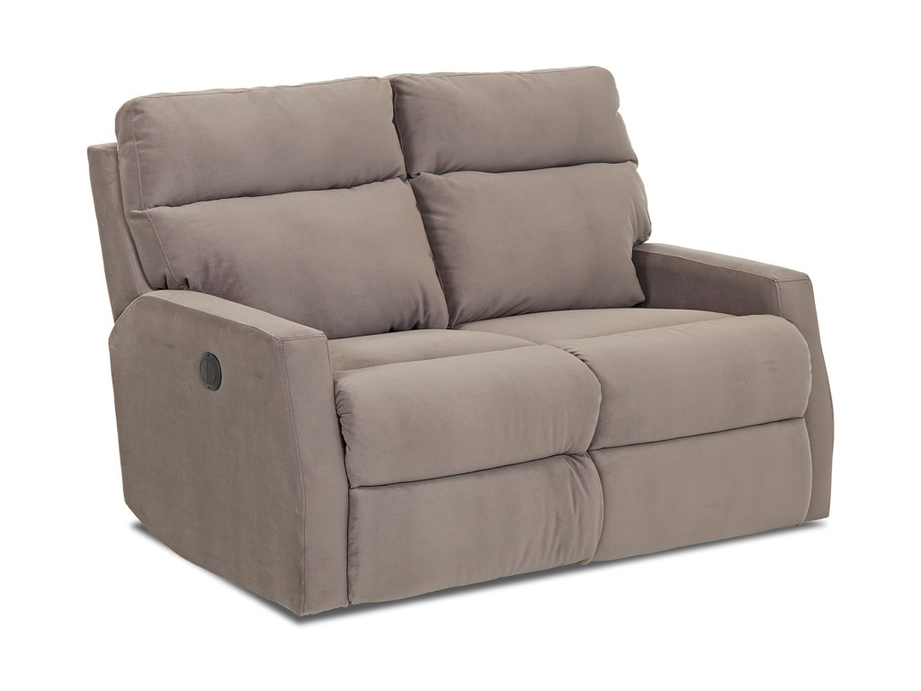 Klaussner MonticelloReclining Loveseat