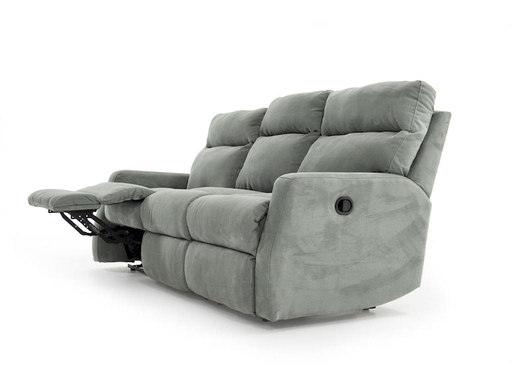 Klaussner DaphneReclining Sofa