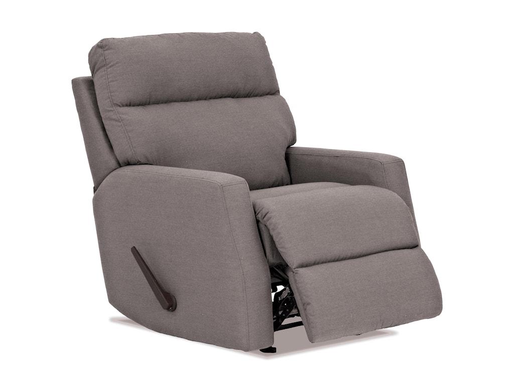 Simple Elegance DaphneReclining Rocking Chair