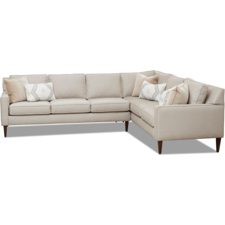 5-Seat Sectional Sofa