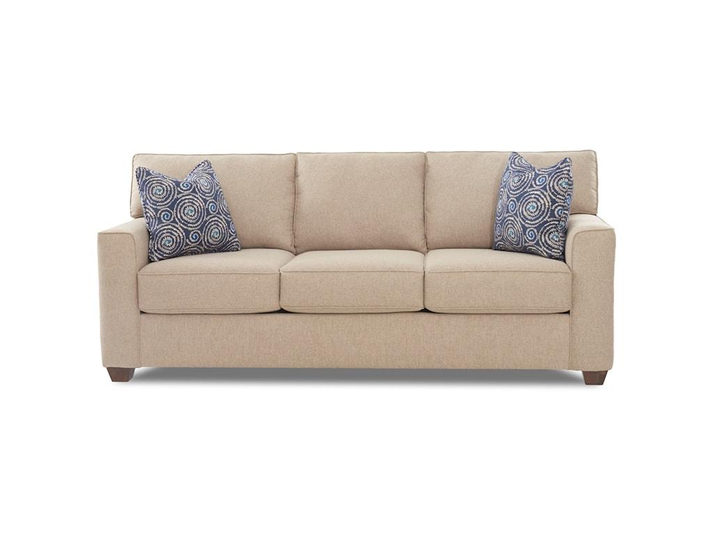 Elliston Place Nolanqueen Innerspring Sleeper Sofa