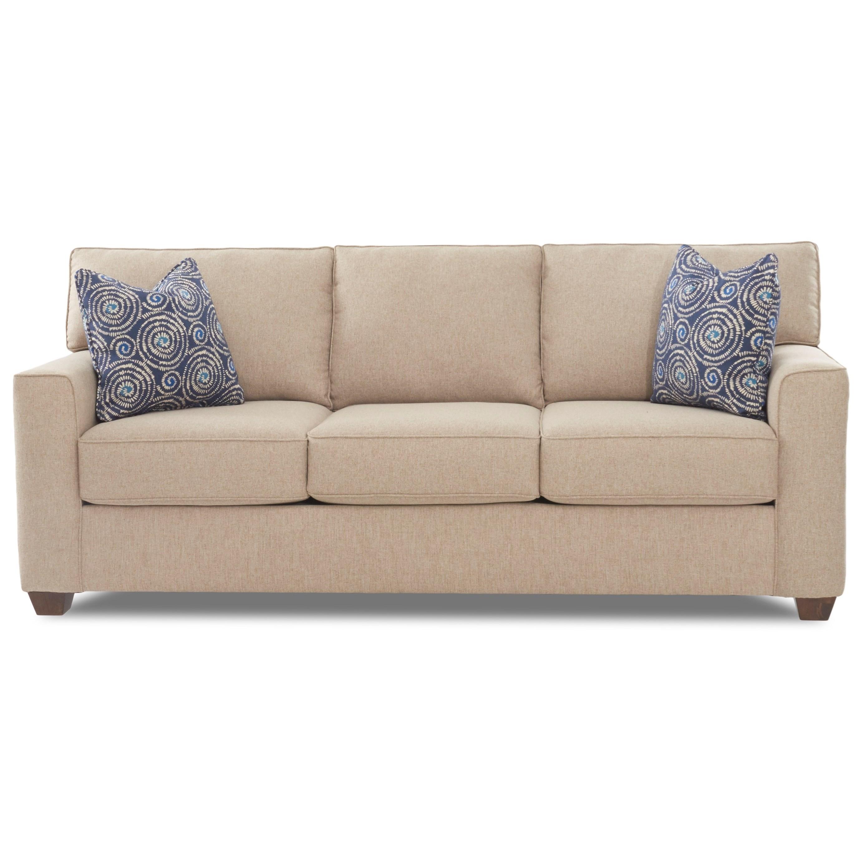 Beau Klaussner NolanQueen Air Coil Sleeper Sofa ...