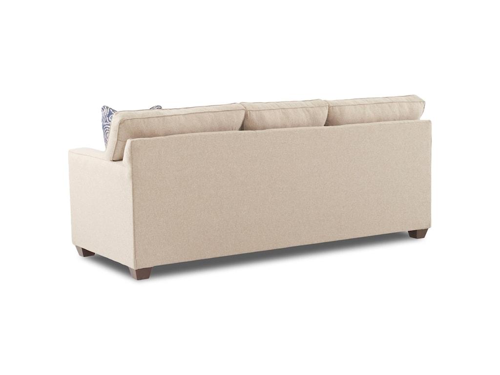 Klaussner NolanQueen Air Coil Sleeper Sofa