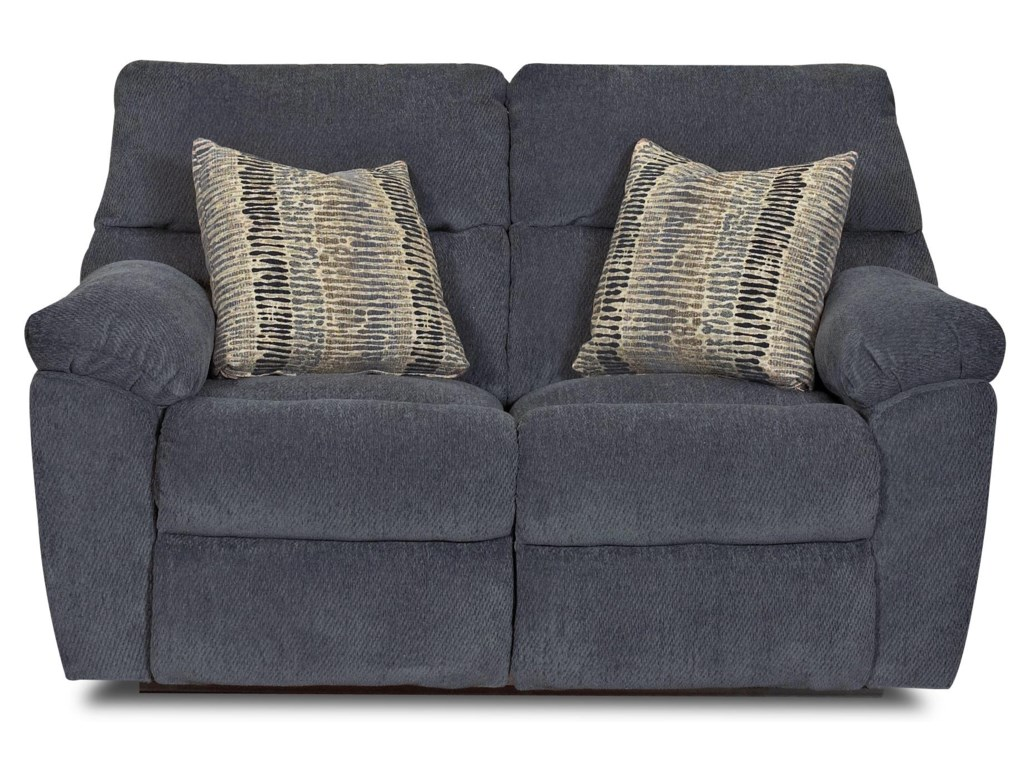 Klaussner OdessaPower Reclining Loveseat