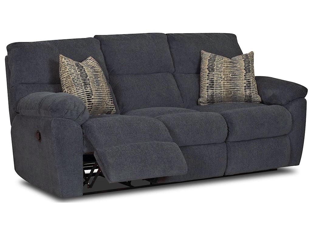Klaussner OdessaReclining Sofa