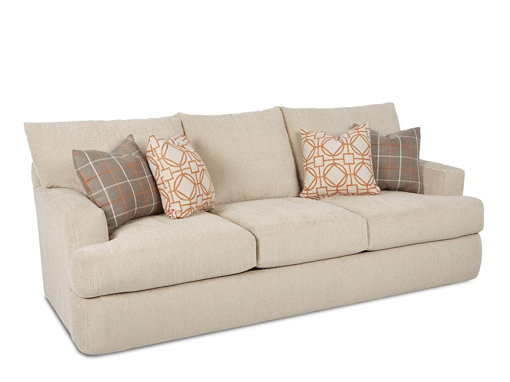 Klaussner OliverContemporary Sofa