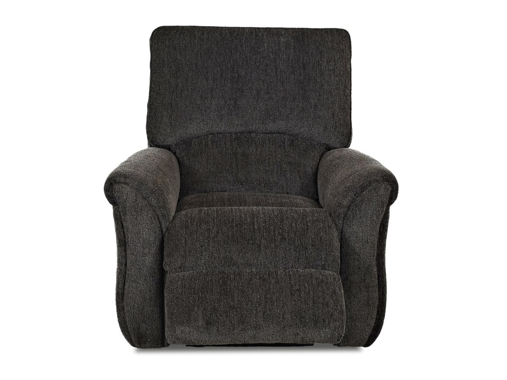 Klaussner OlsonTransitional Swivel Rocking Reclining Chair