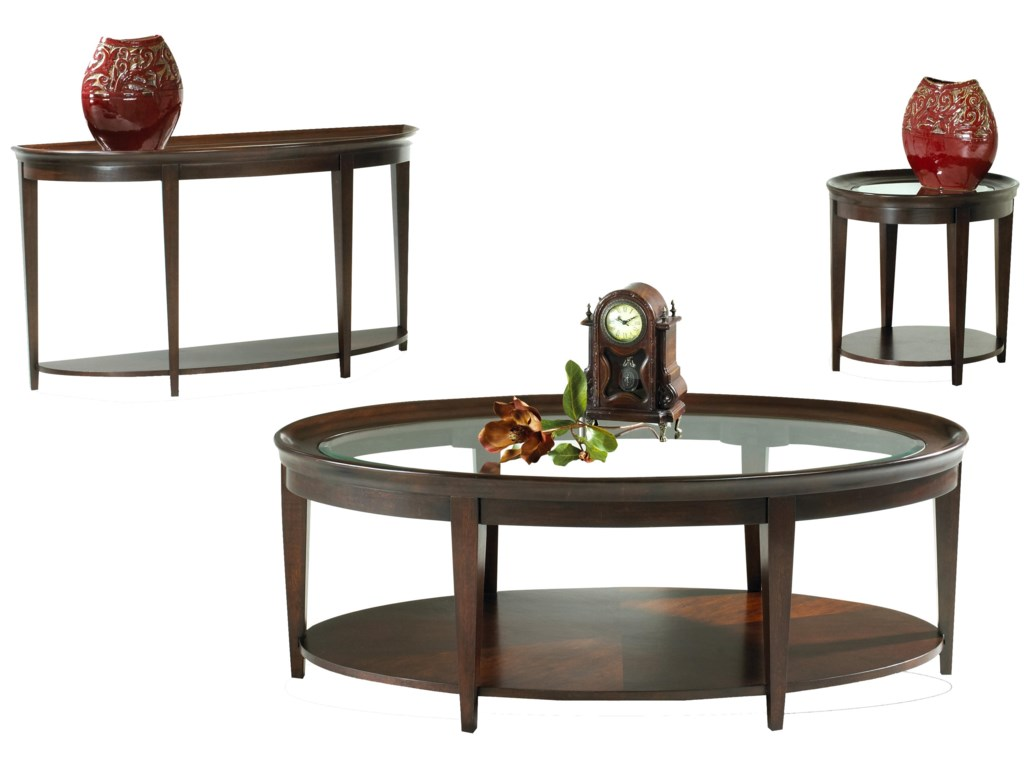 Shown with Coordinating Cocktail Table and End Table