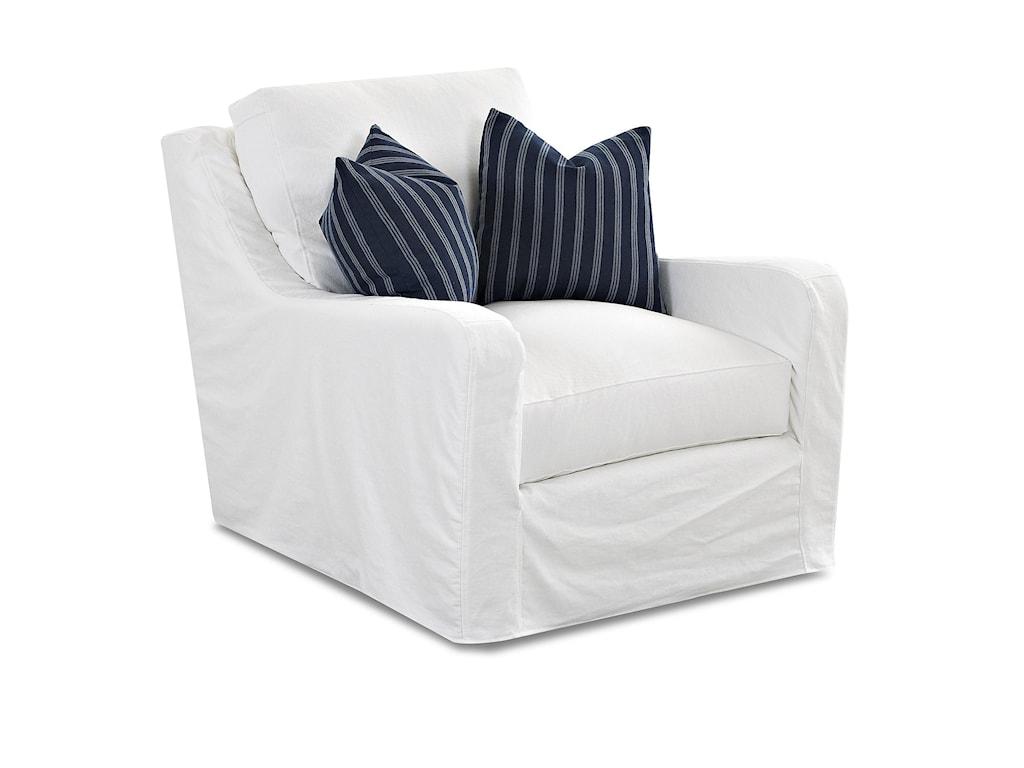 Klaussner PandoraTransitional Big Chair