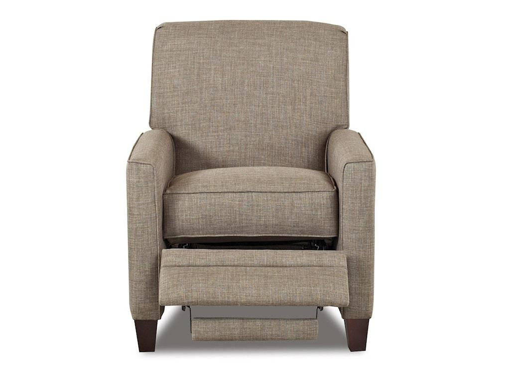 Klaussner PantegoHigh Leg Reclining Chair