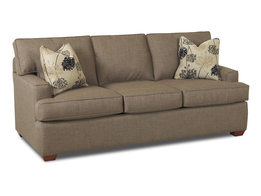 Klaussner Pantego3-Seater Stationary Sofa