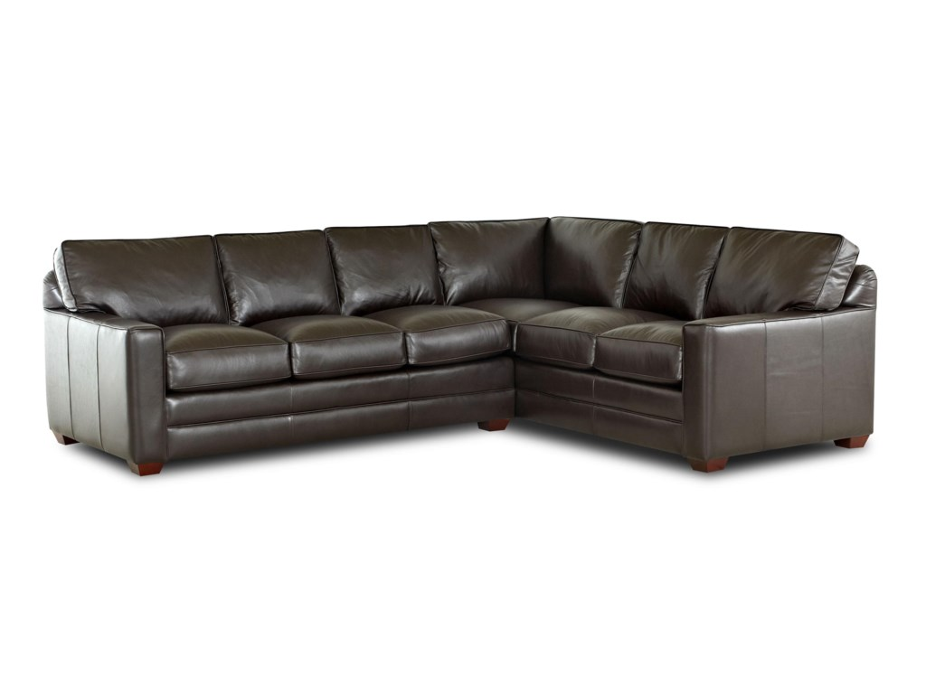 Pantego 2 Piece Sectional Sofa With Raf Corner By Klaussner