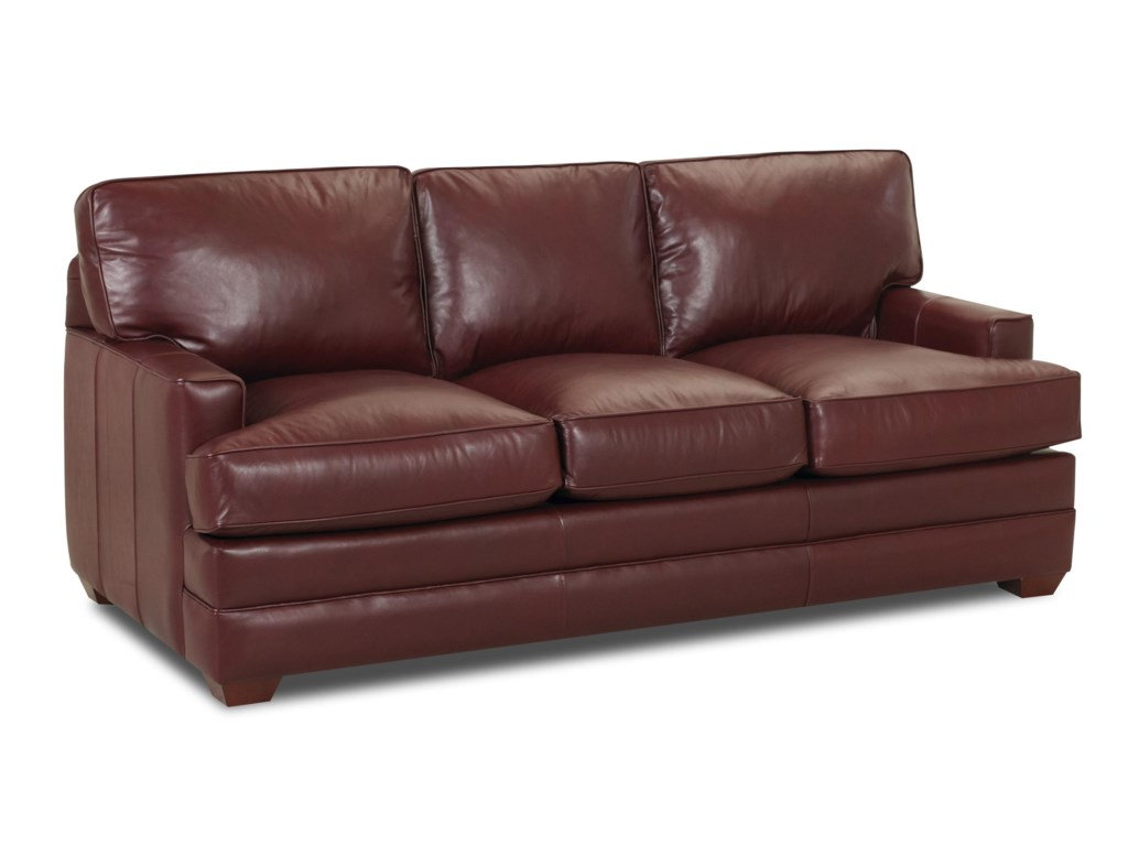 Klaussner PantegoInnerspring Sleeper Sofa