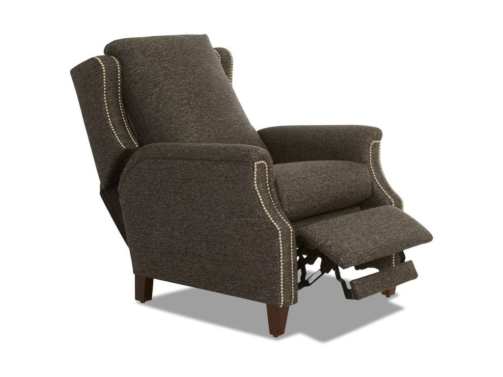 Simple Elegance ParksPwr Recliner w/ Pwr Head/Lumbar & Massage