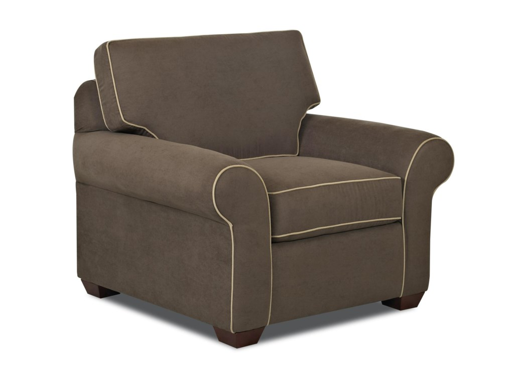 Klaussner PatternsUpholstered Chair
