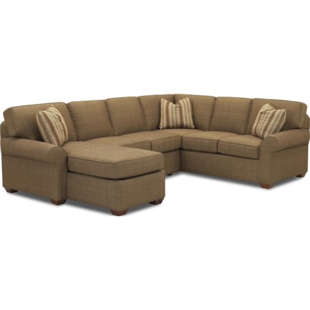 Sectional Group with Chaise