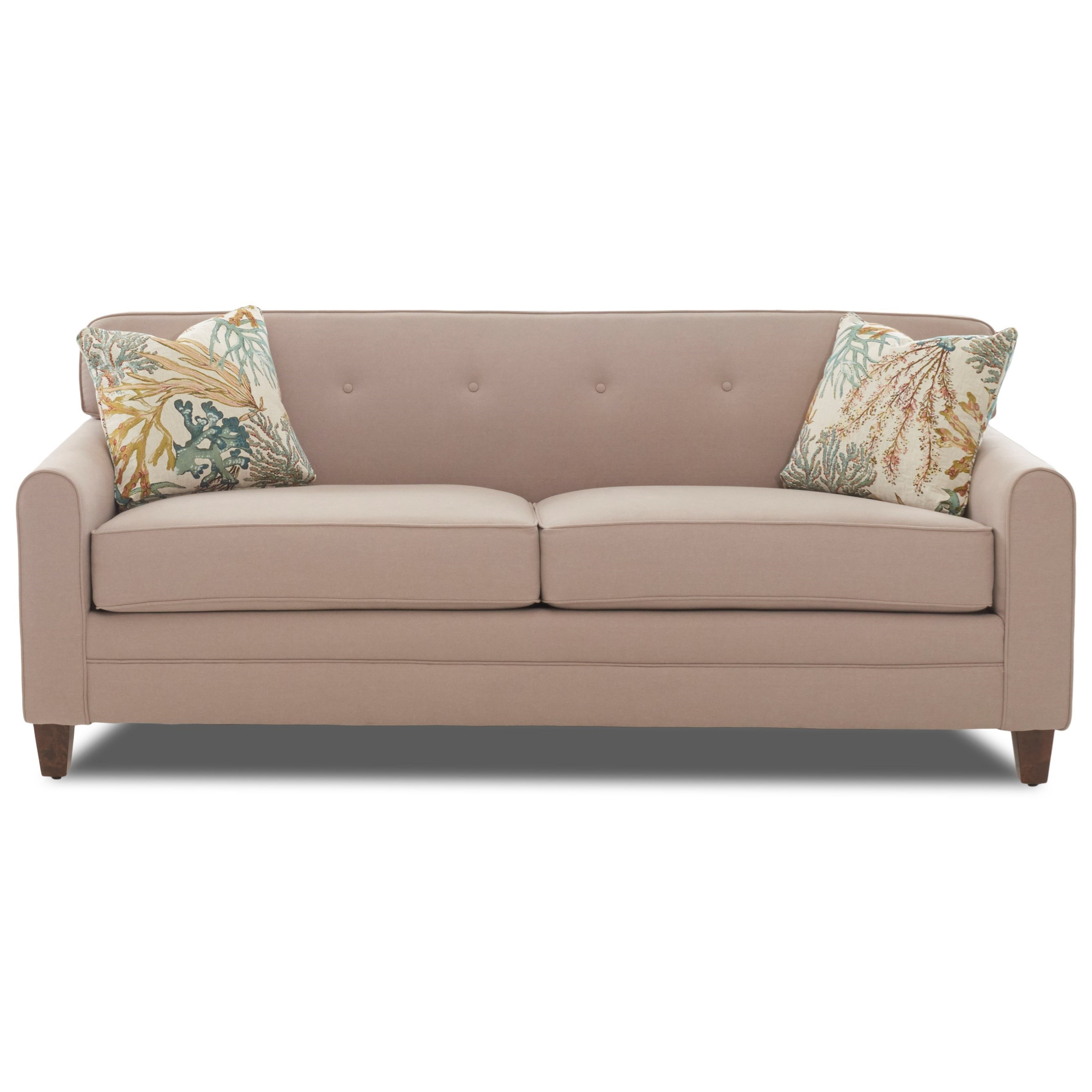 elliston place peyton mid century modern sleeper sofa with enso rh morrisathome com Comfort Lounge Memory Foam Sleeper zeb queen sofa sleeper with memory foam mattress by signature design by ashley