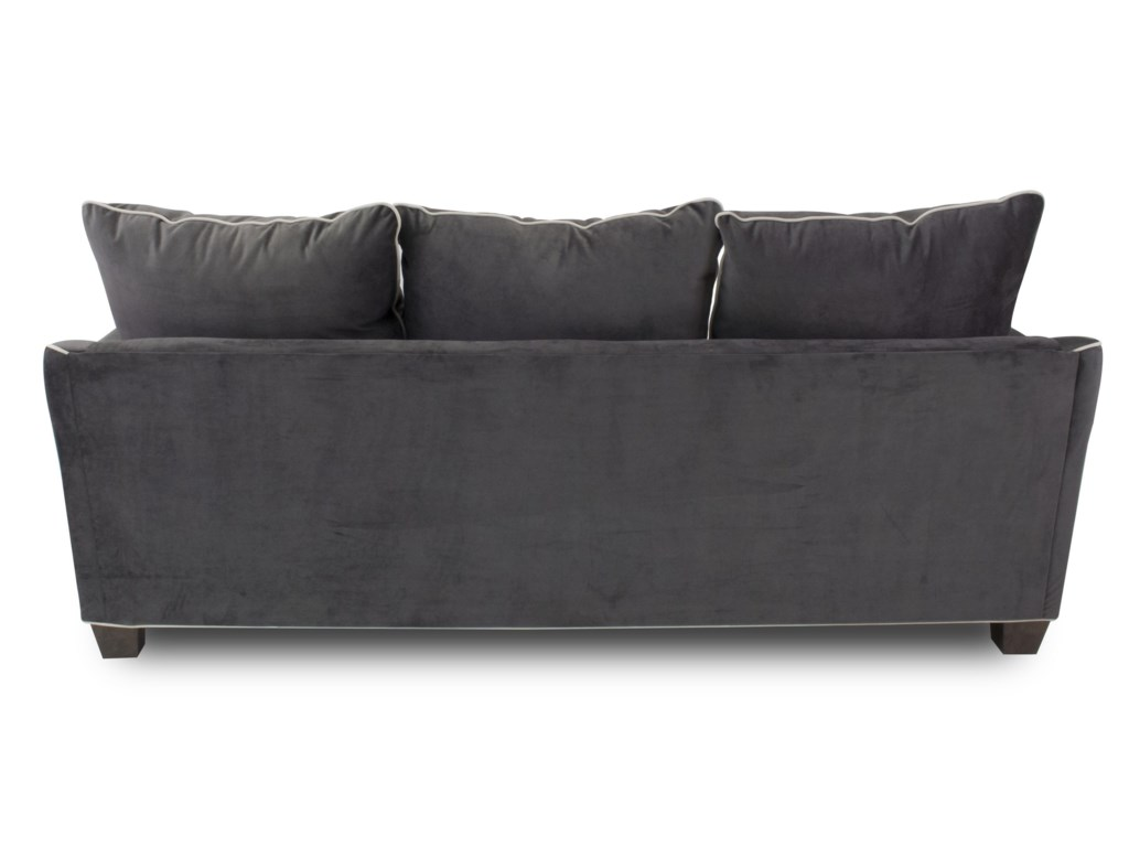 Metropia ParkerStationary Contemporary Sofa