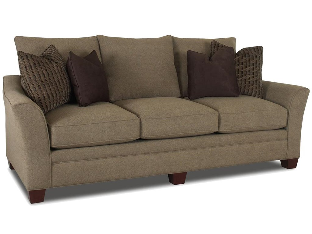 Klaussner PosenStationary Contemporary Sofa